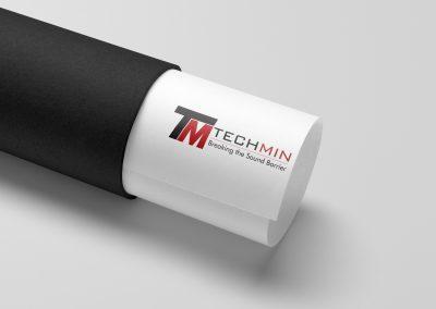 Techmin Logo